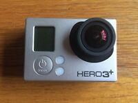 GoPro Hero3 with loads of accessories