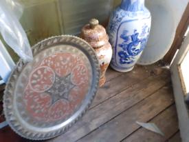 Tray/Vases