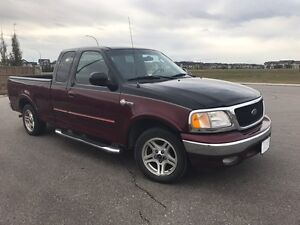 2003 Ford F-150. Heritage edition.