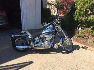2003 100 YEAR ANNIVERSARY SOFTAIL