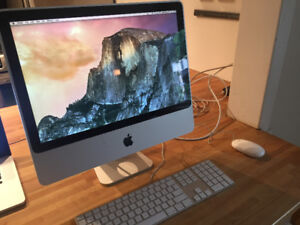 "20"" iMac - 2.4GHz Intel Core 2 Duo, 2GB SDRAM, 320GB HD"