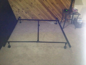 $50 Queen Size Bed Frame