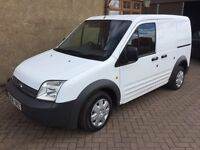 2007 (56) TRANSIT CONNECT TDI, 69000 MILES, SERVICE HISTORY, NOT ASTRAVAN COMBO CADDY BERLINGO