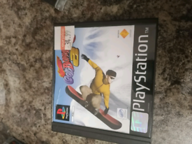 Ps1 Cool boarders 2 game