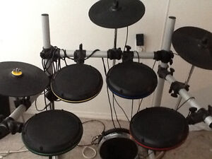 Ion Electronic Drums w/ Alesis Drum Trigger Module