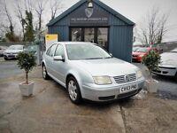 Volkswagen Bora 1.9 TDI SE PD 130PS (silver) 2003