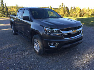 2016 Chevrolet Colorado LT Package Pickup Truck