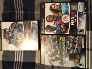 PS2 Games $3 Each!
