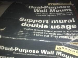 Sanus tv wall Mount for 27-84inch tvs