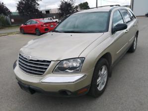 Chrysler van 2005 full loaded