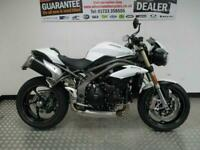 2019 TRIUMPH SPEED TRIPLE S - ONLY 2526 MILES!