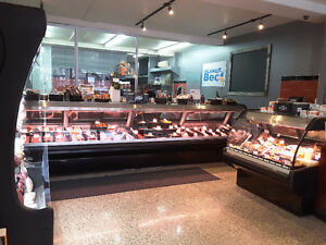 Fish cases, Pastry cases, Deli cases, Open cases, Gelato cases. Yellowknife Northwest Territories image 1