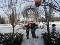 Winter Photography @ Waterloo Park only for  $49 per hour