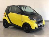 2009 Smart Fortwo 1.0 Passion 2dr