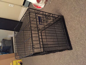 Dog crate - small dog/puppy