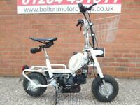 BENELLI GM CITY 50 MOPED