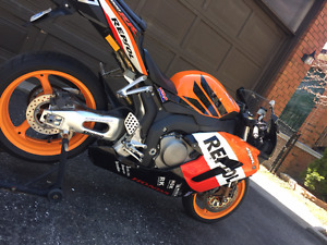 2005 Honda CBR REPSOL EDITION - PERFECTION IN ONE PACKAGE