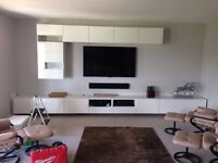 Furniture Assembly and Wall Mounting services