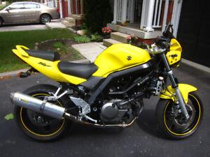 2005 SV650N