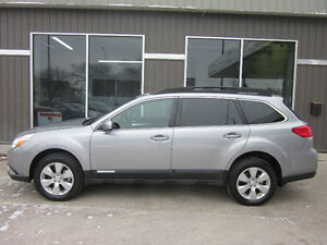 2011 Subaru Outaback Sport W/Limited Pkg All Wheel Drive