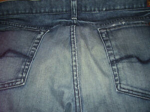 7 For All Mankind Designer Jeans Mens Made in USA