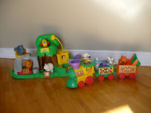 Animaux Fisher Price