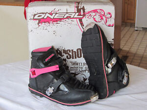 Oneal ATV boots