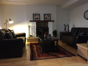 Furnished/unfurnished house for rent-Brossard!