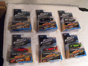 DIE CAST FAST&FURIOUS 1/55