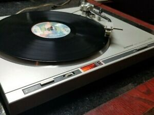 Table Tournante Pioneer PL-200 Direct Drive Vintage Turntable