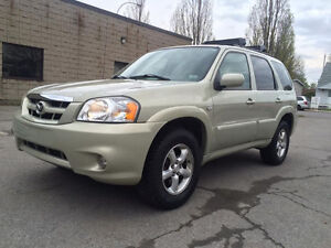 2005 MAZDA TRIBUTE AUTOMATIC AWD CUIR TOIT