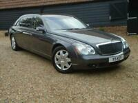 2005 Maybach 62 5.5 4dr Other Petrol Automatic