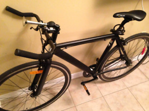 Stolen bike - King and University