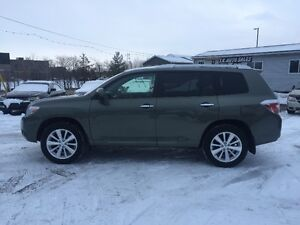 2008 TOYOT HIGHLANDER AWD NAVIG LEATHER AUTO CERTIFIED & E-TEST London Ontario image 11