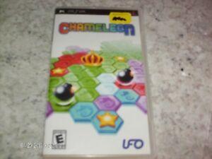 PSP CHAMELEON GAME