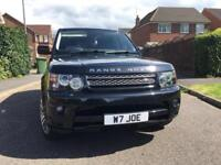 2013 Land Rover Range Rover Sport 3.0 SD V6 HSE (Luxury Pack) 4X4 5dr