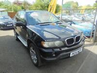 2001 51 BMW X5 3.0 SPORT 24V 5D AUTO 228 BHP