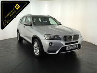 2012 BMW X3 XDRIVE30D SE AUTO DIESEL 4WD 1 OWNER BMW HISTORY FINANCE PX WELCOME
