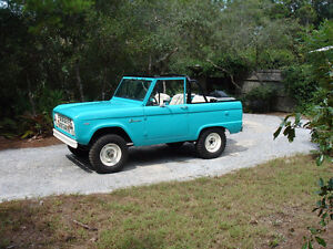 Wanted: 1966-1977 Ford Bronco or parts