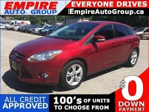 2013 FORD FOCUS SE * BLUETOOTH * LOW KM