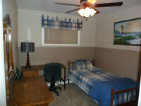 Fully Furnished Suite - Available September 1