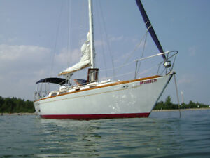 Ocean-going Perry 35 - Live Aboard, Sail to the Caribbean
