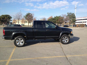 2003 Dodge Power Ram 1500 Pickup Truck 2.5 LIFT