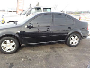 2003 VW JETTA VR6 GLI GAS. MANUAL.208,000KM $3500 CERT.