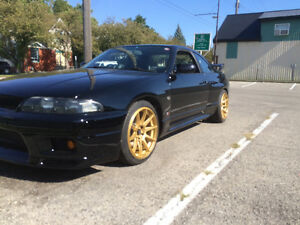 Absolutely beautiful 1995 R33 Nissan Skyline GTR  LOW KM E TESTE