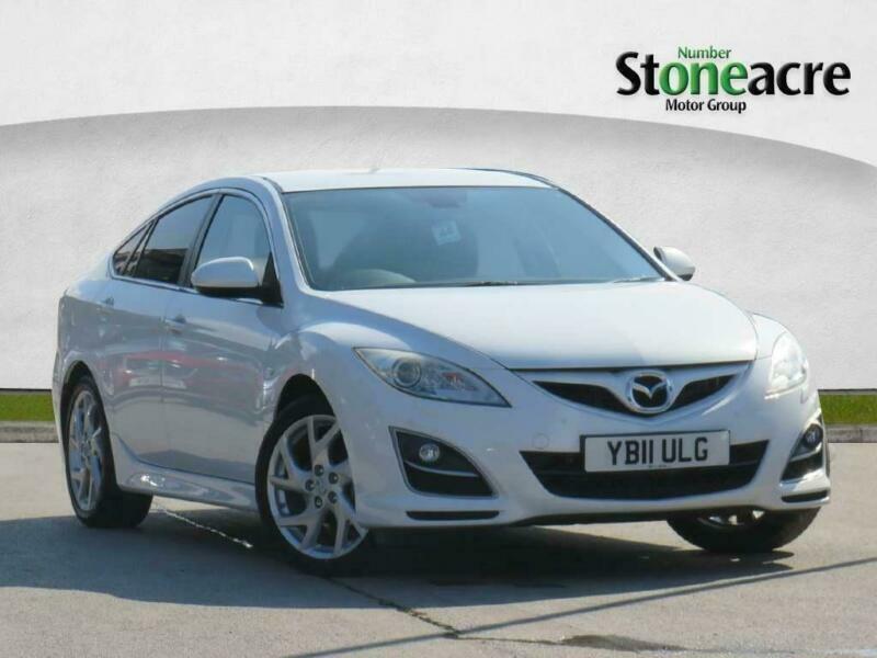 2011 Mazda Mazda6 2 0 Sport Hatchback 5dr Petrol Automatic (176 g/km, 153  bhp)   in South Yorkshire   Gumtree