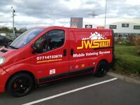 JWS mobile valeting / Spring special