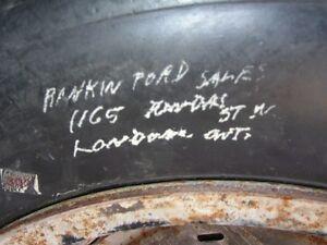 Vintage NEW  tire  8 . 45 - 15 HOLIDAY brand London Ontario image 3