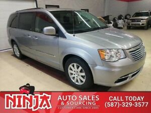 2015 Chrysler Town  Country Touring Remote  Power Doors BU Cam S