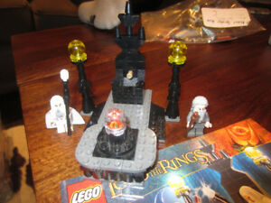 Lego - Lord of the Rings Wizard Battle (retired set 79005)